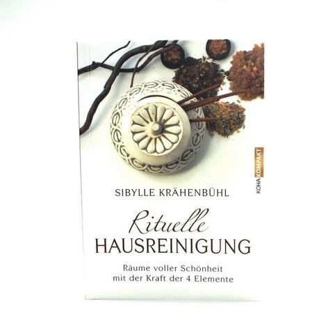 Buch - Rituelle Hausreinigung | Krähenbühl - wertvolle Tips rumd ums Haus ausräuchern