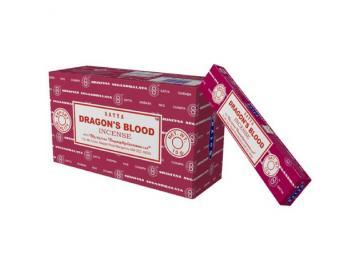 Drachenblut | Dragons Blood Satya Räucherstäbchen