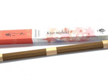 Kyo-nishiki - Kyoto Autumn Leaves | Japanische Räucherstäbchen - Shoyeido