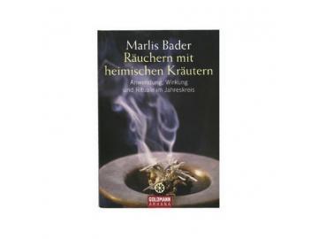Räuchern mit heimischen Kräutern   Buch   Marlis Bader