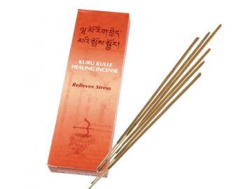 Relieves Stress Kuru Kulle    tibetische  Räucherstäbchen natural