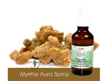Myrrhe Energie-Spray
