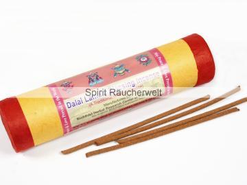 Buddhist Herbal Dalai Lamas Blessing Incense Räucherstäbchen