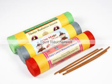Buddhist Herbal Incense Räucherstäbchen-Set