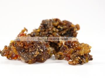Guggul   Bdellium - indische Myrrhe   Harz zum Räuchern