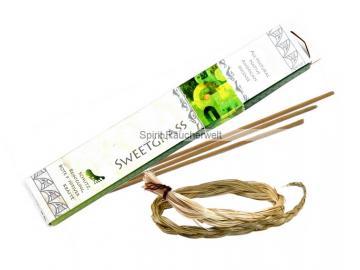 Sweetgrass- indianische Räucherstäbchen