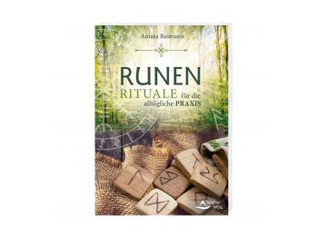 Runen Rituale für die alltägliche Paxis   Buch Antara Reimann