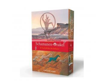 Schamanen Orakel - Kartenset | Wulfing von Rohr