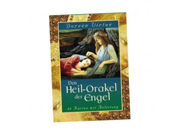Das Heil Orakel der Engel -  44 Tarotkarten mit Anleitung von Doreen Virtue