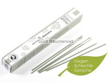 Sandelholz - Entspannung   geruchsneutralisierende Räucherstäbchen - Aromandise