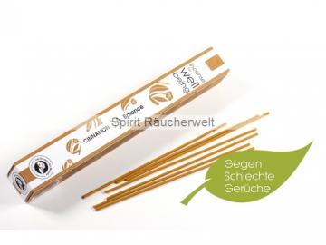 Zimt - Balance   geruchsneutralisierende Räucherstäbchen -  Aromandise