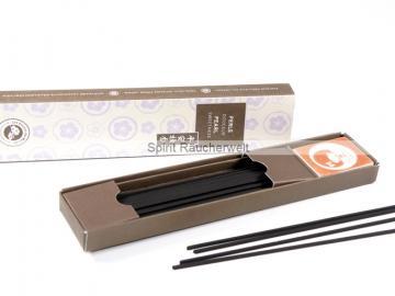 Perle - Zartheit - rauchfreie japanische Räucherstäbchen Aromandise - Les Encens du Monde