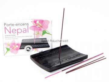 Nepal Räucherstäbchenhalter | Aromandise -  Les Encens du Monde
