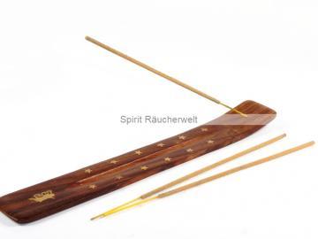 Fee Räucherstäbchenhalter aus Holz