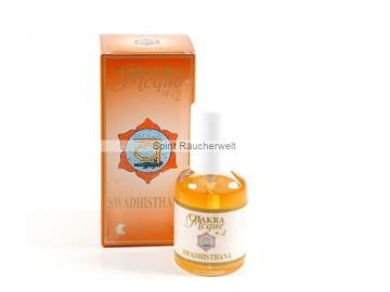 2. Chakra - Sakral Chakra - Aura Spray von Fiore DOriente - 100% natürliche Zutaten