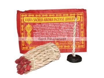 Segen - Sacred - tibetische Räucherschnüre - fairer Handel