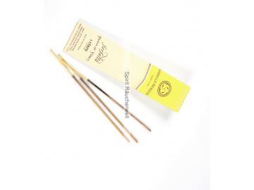 Vanille-Benzoe - Farfalla Natural Faircense Räucherstäbchen - naturrein und nachhaltig