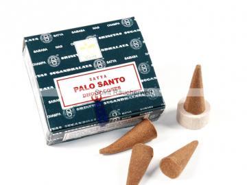 Palo Santo Räucherkegel von Satya