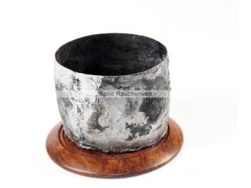 Räuchergefäß - Moderne Räucherschale aus Metall