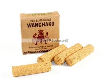 Palo Santo - Wanchako | Räucherstäbe  - Röllchen