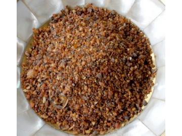 Benzoe Sumatra Granen   Pulver zum Räuchern