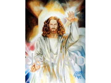 Serapis Bay   spirituelle Postkarte