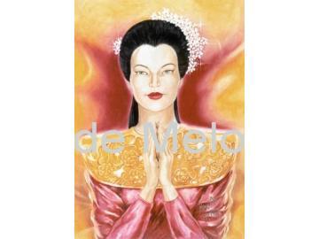 Kwan Yin | spirituelle Postkarte