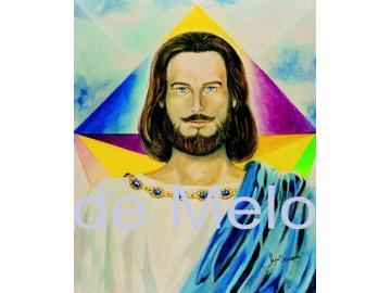 Saint Germain | spirituelle Postkarte