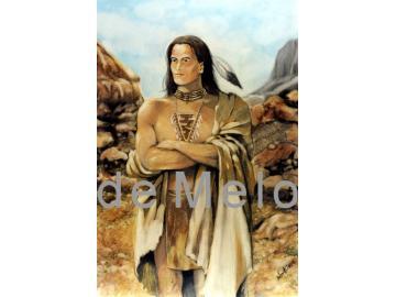 Wottana   spirituelle Postkarte