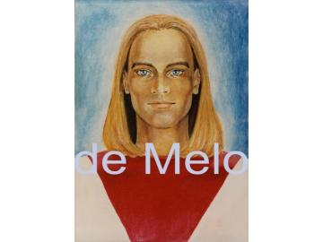 Erzengel Raphael   spirituelle Postkarte