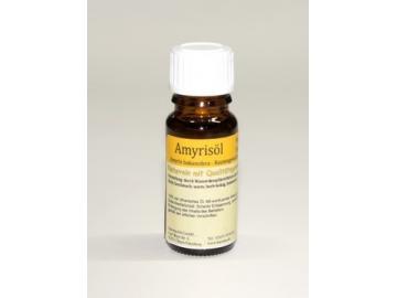 Sandelholz westindisch - Amyris   ätherisches Öl 10ml