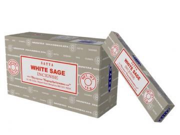 White Sage Satya Räucherstäbchen