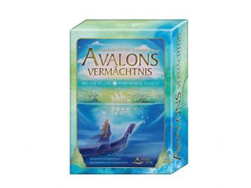 Avalons Vermächtnis - Orakel  Melanie Missing, Anne-Mareike Schultz