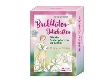 Bachblüten-Botschaften   39 Karten mit Anleitung von Irene Drexler