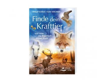 Buch - Finde dein Krafttier   Kansa + Kirchner
