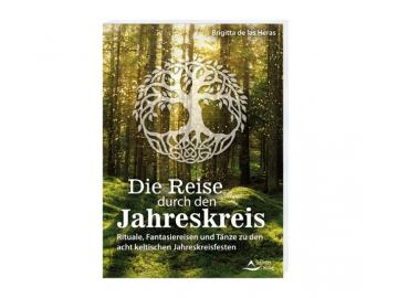 Buch - Die Reise durch den Jahreskreis   Brigitta de las Heras