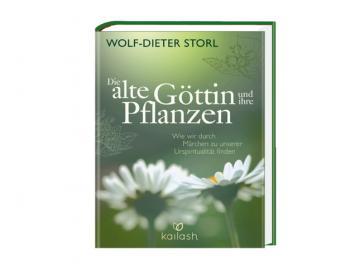 Buch - Die alte Göttin und ihre Pflanzen   Wolf-Dieter Storl