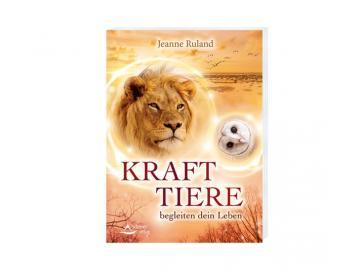 Buch - Krafttiere begleiten dein Leben   Jeanne Ruland