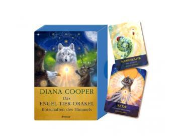 Das Engel-Tier-Orakel | Diana Cooper