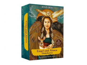 Engel und Ahnen | Orakelkarten von Kyle Gray