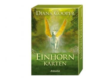 Einhorn Karten - von Diana Cooper