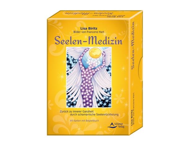 Seelen-Medizin | Kartenset von Lisa Biritz