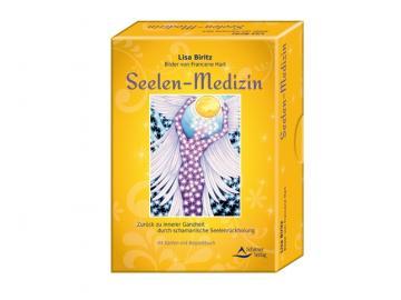 Seelen-Medizin   Kartenset von Lisa Biritz