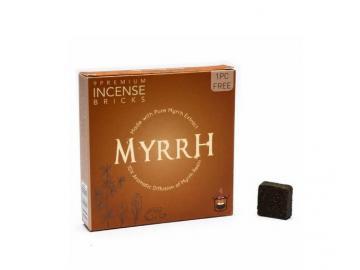 Myrrhe Aromafume Weihrauchblöcke