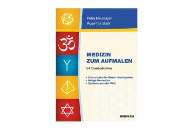 Medizin zum Aufmalen - 64 Symbolkarten