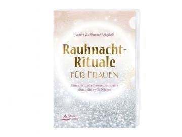 Rauhnacht-Rituale für Frauen   Buch von Sandra Waldermann-Scherhak
