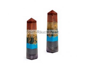 Reiki Obelisk 7 Chakras
