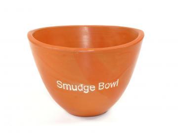 Smudge Bowl klein terra natur D11x9cm