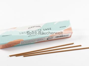 Sweet White Sage | Scentsual - natürliche japanische Räucherstäbchen | Nippon Kodo