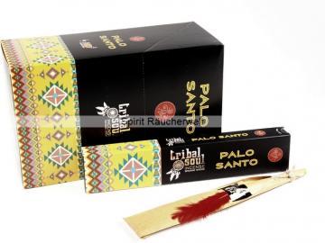 Palo Santo Tribal Soul Räucherstäbchen naturrein | Hari Darshan